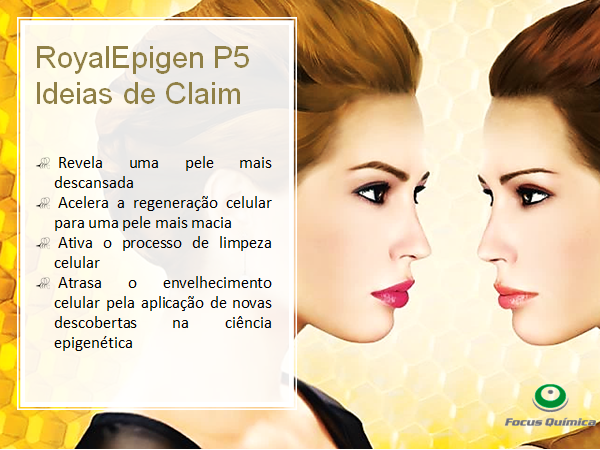 Claims do ativo RoyalEpigen P5