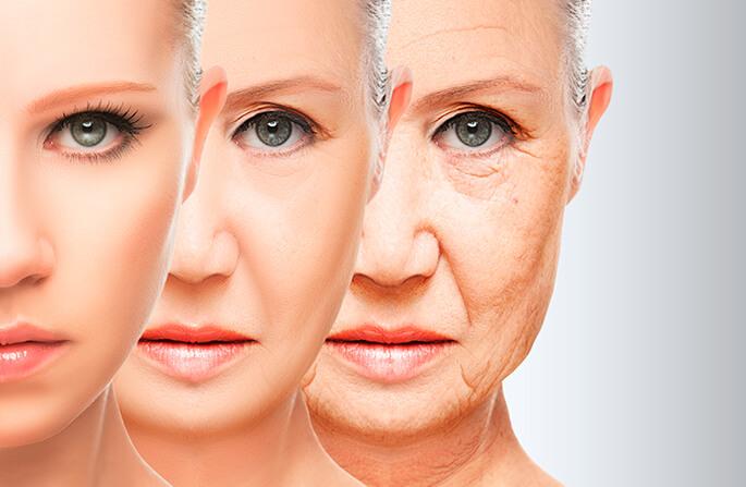 Anti rugas/ Cuidados dos olhos/Efeito Lifting